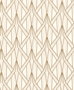 papier met risoprint goud